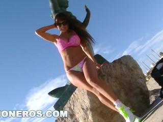 CULIONEROS - Franceska Jaimes Is A Goddess Whose Ass Should Be Worshipped