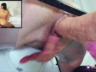 sex machine destroy my ass