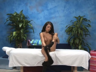 Watch these girls get screwed hard by their masseur