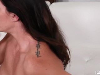 Incredibly Hot Glamour Model Alison Tyler Fucked Hardcore in HD Porn Movie