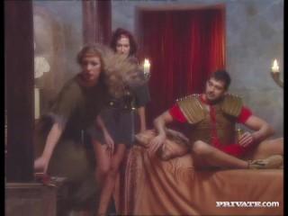 Cameron Cruise, Cynthia Nike and Sophie Roman Orgy