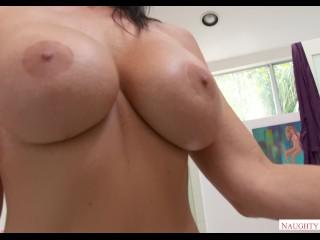 My Bestfriends Hot Mom  Full Video 4K