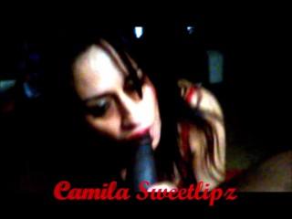 Deep Throat Queen Camila Sweetlipz BBC Suck Ass Fuck