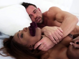 Dirty gangbang and male gagging cock first time Sarah
