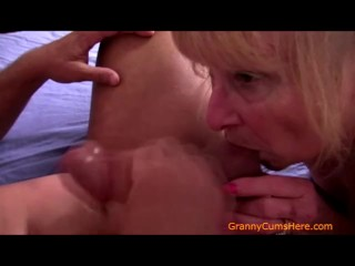 My Granny is a FILTHY WHORE