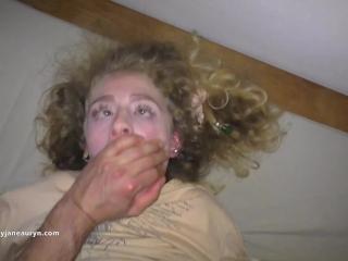 Insane Orgasm Leaves Her Braindead - Maryjane Auryn