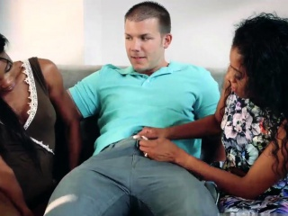 Mom angry at companion's daughters bf Mothers Interracial In