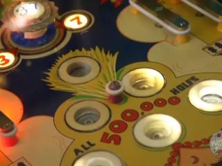 Stoya Plays Pinball