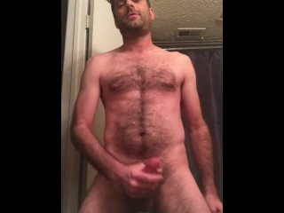 Cumming hard with no hands