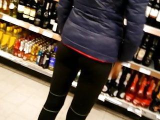 sexy legging ass