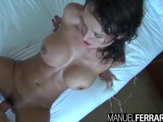 Manuel Ferrara - Franceska Jaimes' Ass Consumes Cock