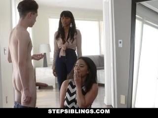 StepSiblings - The Ol' Stepsister Switcheroo