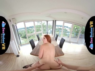 SexBabesVR - 180 VR Porn - Closer To Me with Charlie Red