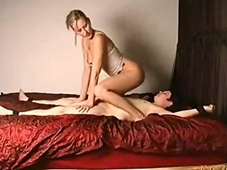 Smothering Her Slave