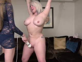 SexxxyBunny Made To Orgasm.