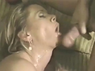 Bbc takes White Wife in the ass in front of her Husband