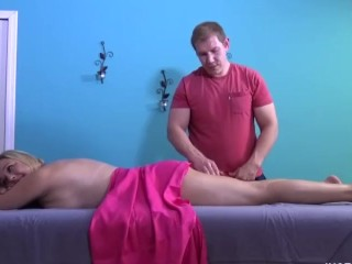 Mother s First Massage From Stepson