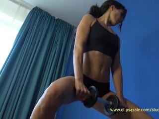 K Workout 4 Alexa Tomas  Part A HD
