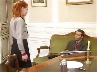 beautiful redhead scene 2