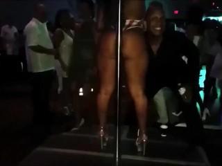 spanish stripper fuck black stranger after finish stripping