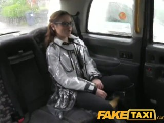 Lucie Bee gets fucked by Fake Taxi driver