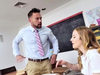 TeamSkeet - Teen Rebel Fucked in Ass