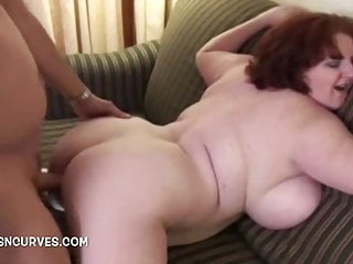 Big Boobs BBW secretary fucked