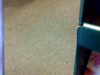 Candid Mature Feet Flip Flops Bookstore