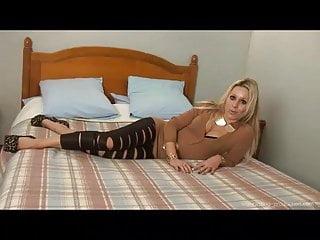 louana en casting amatrice gros seins