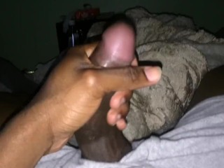 Stroking Verbal and busting multiple nuts